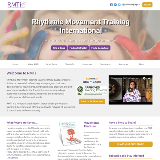 Rhythmic Movement International